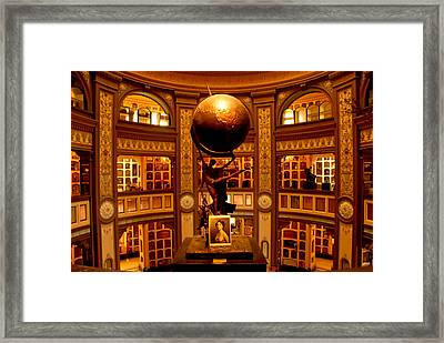 A Place In The Sun Framed Print by Phil Bongiorno