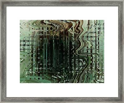 A Possible Way Out Framed Print by Gun Legler