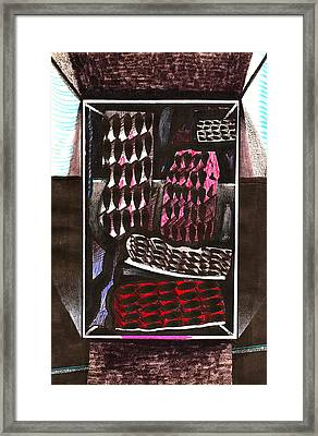 A Trip Of A Thousand Miles Framed Print by Al Goldfarb