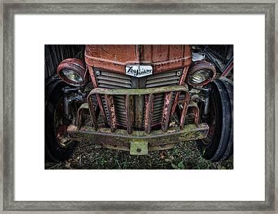 Abandoned Framed Print by Elizabeth Wilson