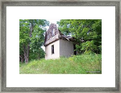 Abandoned Framed Print by Lonni Jamieson