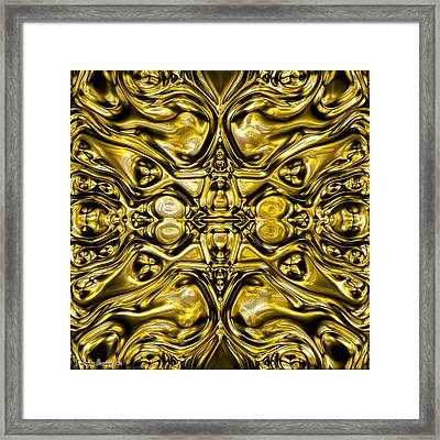 Abrakadabra I.   Framed Print by Tautvydas Davainis