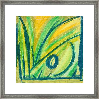 Abstract 60 Framed Print by Sandra Conceicao