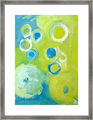 Abstract IIII Framed Print by Patricia Awapara