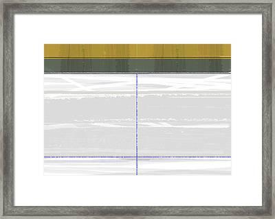 Abstract Light 8 Framed Print by Naxart Studio