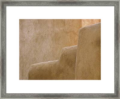 Adobe Walls Framed Print by FeVa  Fotos