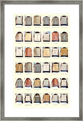 African American History Framed Print by Michaela Mitchell