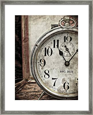 After Eleven  Framed Print by JC Photography and Art