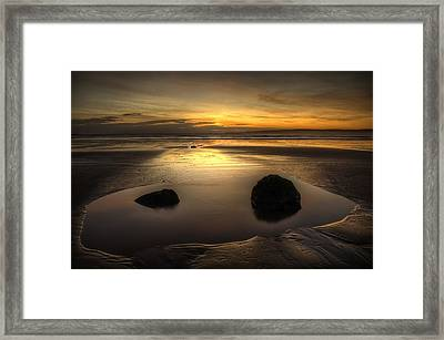 After Tide Out Framed Print by Svetlana Sewell