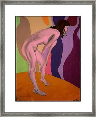 Agogo Framed Print by Adam Kissel
