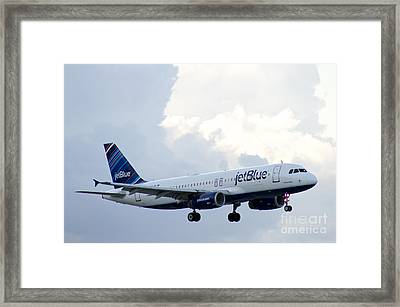 Airplane Framed Print by Blink Images