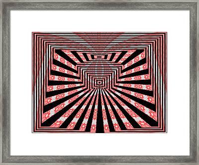 Akira No.7 Framed Print by Danny Lally