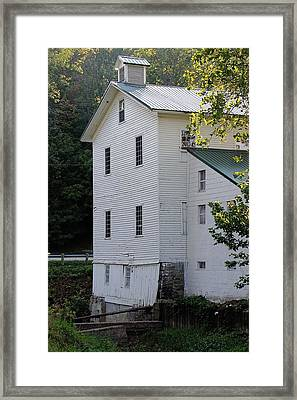 Alexanders Mill Framed Print by Jenny Hudson