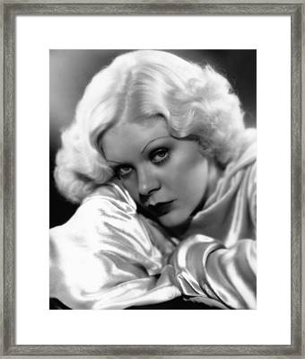 Alice Faye, Ca. Mid-1930s Framed Print by Everett