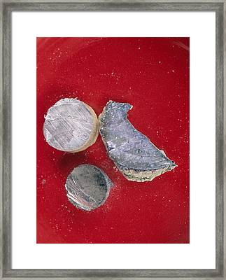 Alkali Metals Framed Print by Andrew Lambert Photography