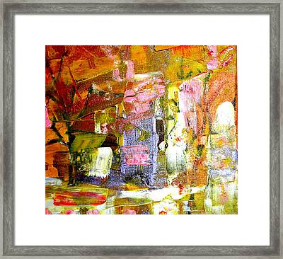 All Day Long Framed Print by Wayne Potrafka