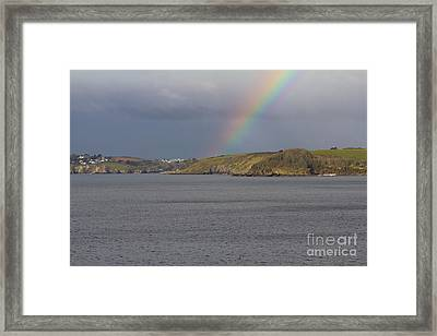 All The Colours Of Framed Print by Brian Roscorla