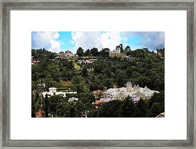 Alto Do Capivari Framed Print by Gabriel Pevide
