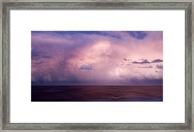 Amazing Skies Framed Print by Stelios Kleanthous