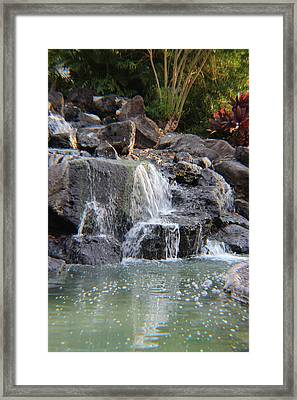 Ambient Sounds Framed Print by Raquel Amaral