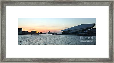 Amsterdam's Film Museum Framed Print by Gregory Dyer