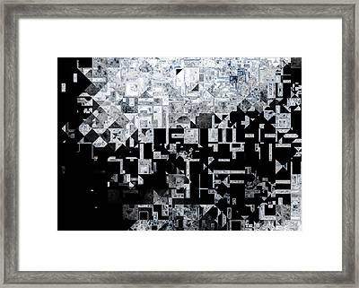 An Evening At The Gallery Framed Print by Hakon Soreide