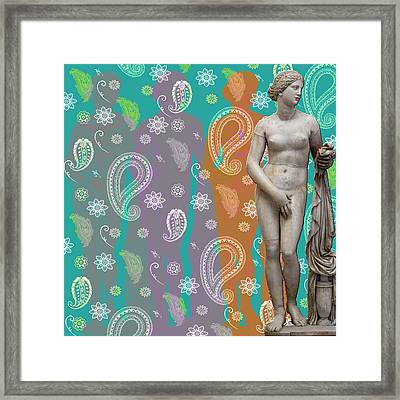 Andromeda Framed Print by Dana Vogel