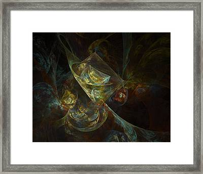 Angels Breath Framed Print by Christy Leigh