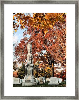 Angels Framed Print by JC Findley