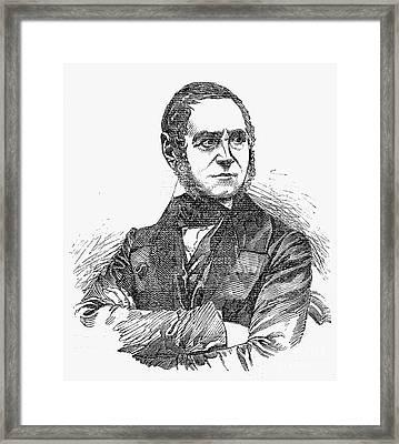 Anselme Payen (1795-1871) Framed Print by Granger