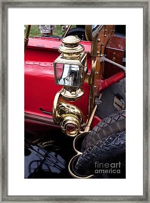 Antique Automobile 7 Framed Print by Robert Sander