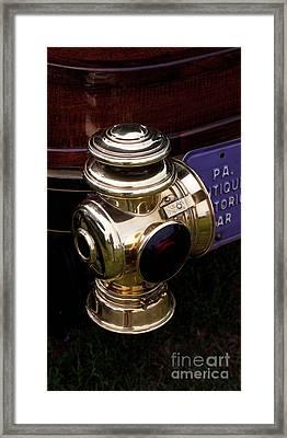 Antique Automobile 8 Framed Print by Robert Sander