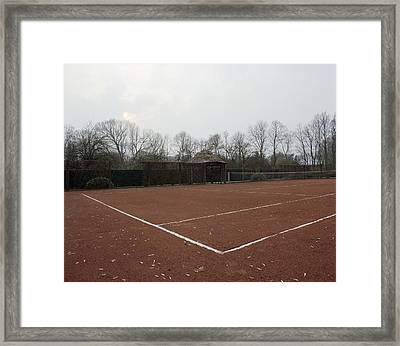 Any Two Five Eleveness Framed Print by Jan W Faul