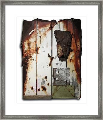 Appaloosa Framed Print by Snake Jagger