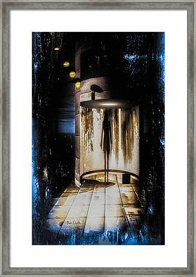 Apparition Framed Print by Bob Orsillo
