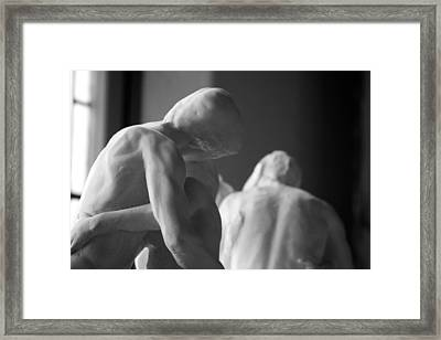 Arch Framed Print by Nathan Larson