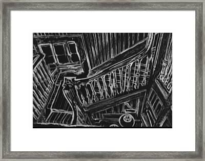 Arden House Framed Print by Josh Mayfield