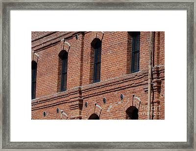 Argonaut Hotel Framed Print by Laurel Thomson