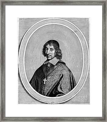 Armand De Montmorin Framed Print by Granger