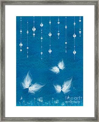 Art En Blanc - S11dt01 Framed Print by Variance Collections