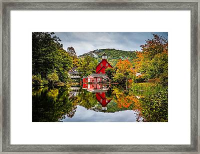 Ashland Framed Print by Robert Clifford