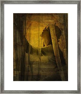 At The End Of The Day Framed Print by Gun Legler