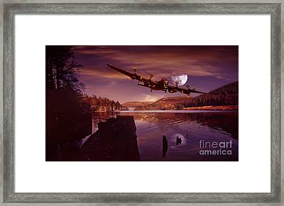 At The Going Down Of The Sun Framed Print by Nigel Hatton