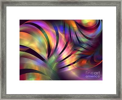 Aurora Borealis Framed Print by Kim Sy Ok