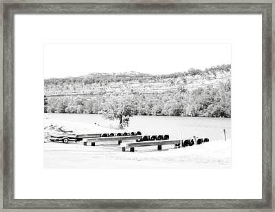 Ausitn Texas Framed Print by Snow  White