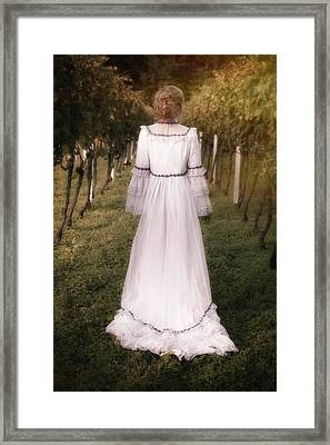 Autumnal Framed Print by Joana Kruse
