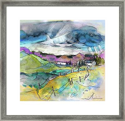 Auvergne 02 In France Framed Print by Miki De Goodaboom