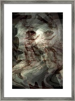 Awaken Your Mind Framed Print by Linda Sannuti