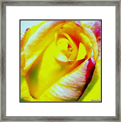 Awakening Framed Print by Sherry  Kepp