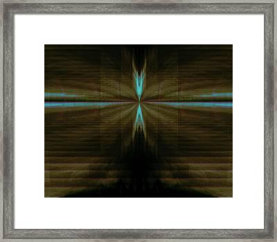 Babylon Framed Print by Geoff Simmonds